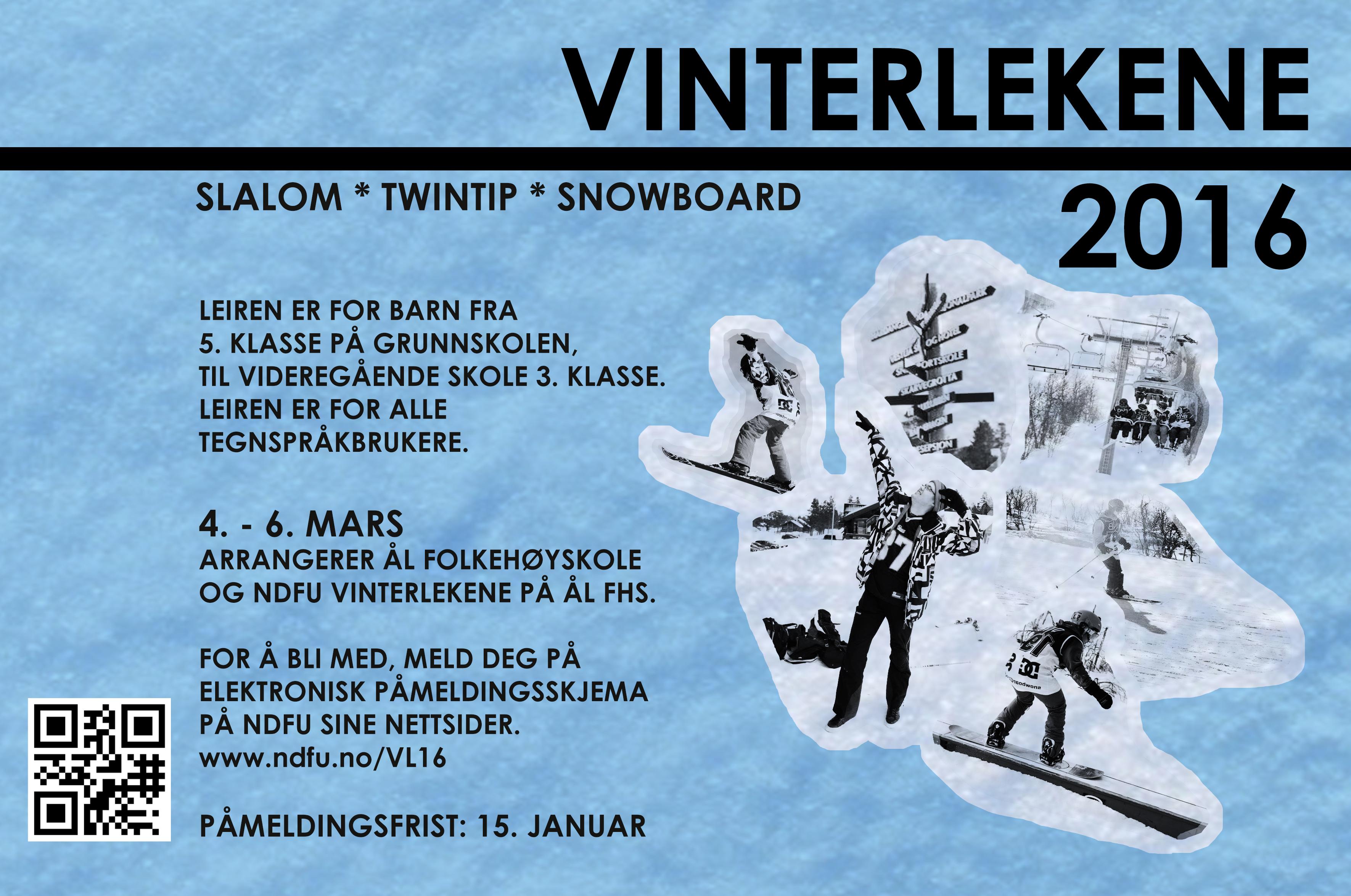 NDFU vinterlekene 2016 plakat3